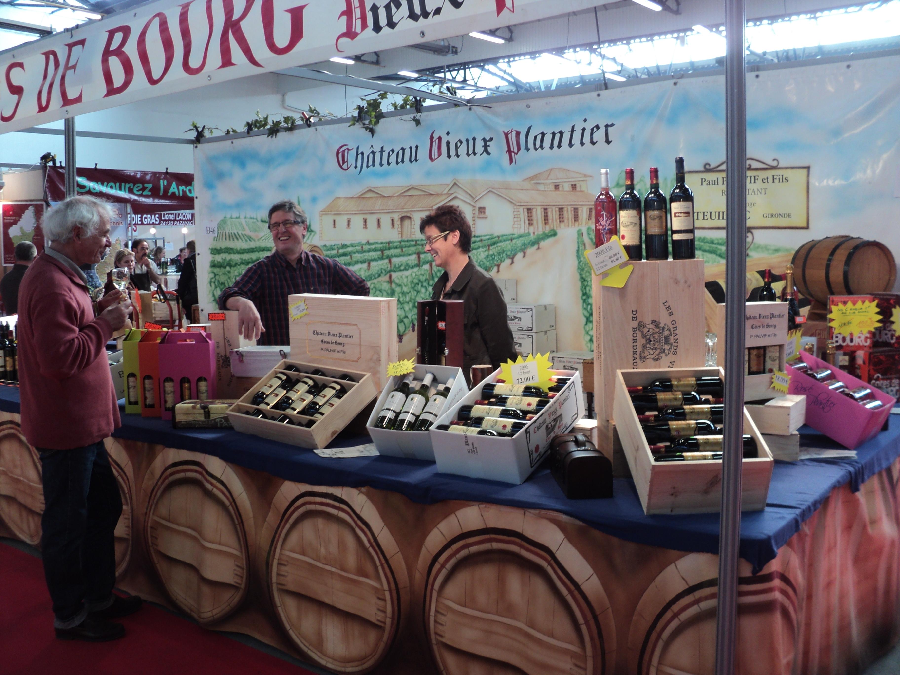Caen 14 salon des vins et de la gastronomie maison - Salon des vins bordeaux ...